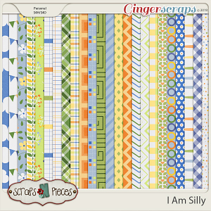 I Am Silly Papers by Scraps N Pieces