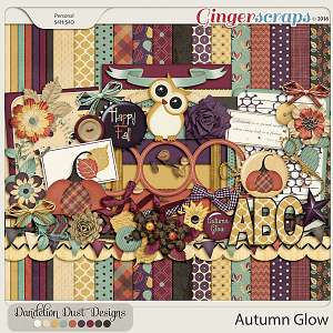 Autumn Glow By Dandelion Dust Designs
