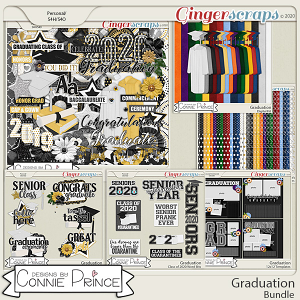 Graduation - Bundle by Connie Prince
