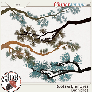 Roots and Branches Branches by ADB Designs