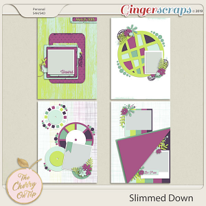 The Cherry On Top:  Slimmed Down  Templates
