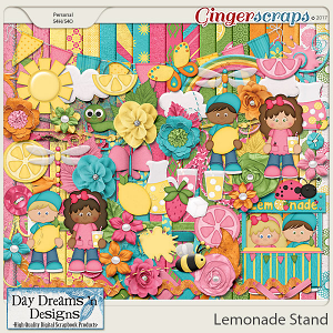 Lemonade Stand {Kit} by Day Dreams 'n Designs