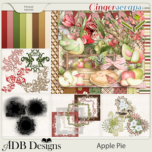 Apple Pie Bundle by ADB Designs