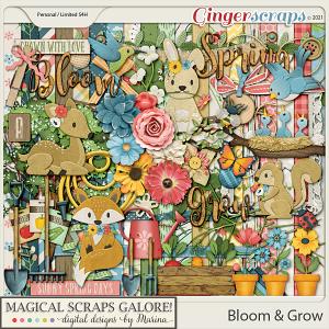 Bloom & Grow (page kit)