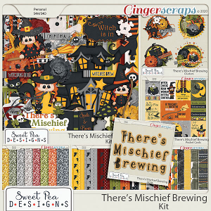 There's Mischief Brewing Bundle