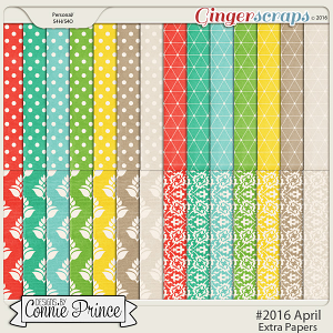 #2016 April - Extra Papers