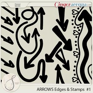 Arrows Edges&Stamps #1