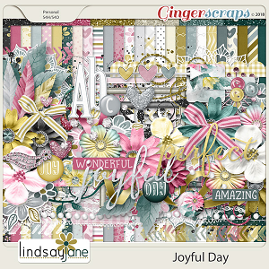 Joyful Day by Lindsay Jane