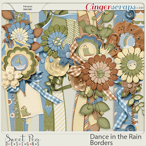 Dance in the Rain Borders