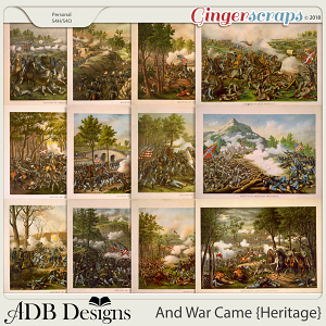 And War Came Heritage Civil War Battles