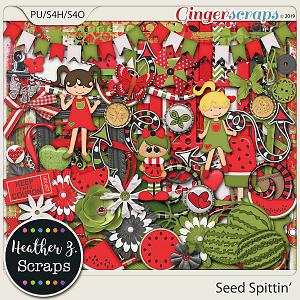 Seed Spittin' KIT by Heather Z Scraps