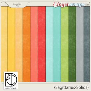 Sagittarius (Solid Papers)