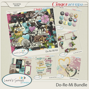 Do, Re, Mi Bundle