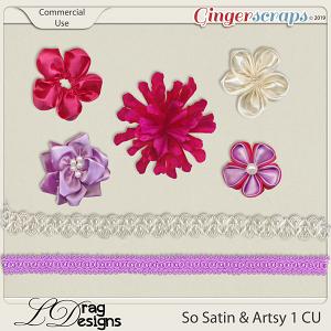 So Satin & Artsy 1 CU by LDragDesigns