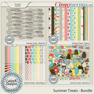 Summer Treats - Bundle