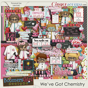 We've Got Chemistry by BoomersGirl Designs