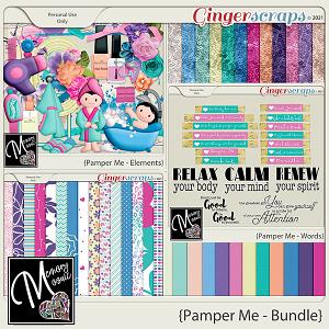 Pamper Me - Bundle by Memory Mosaic