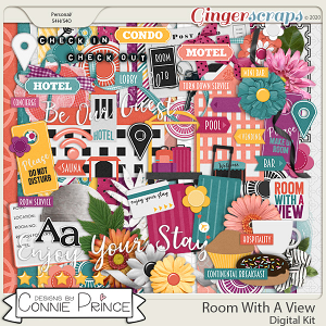 Room With A View - Kit by Connie Prince