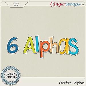 Carefree - Alphas