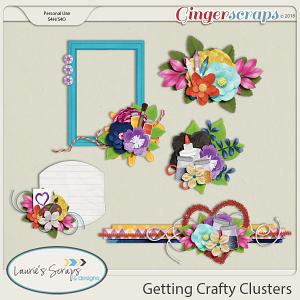 Getting Crafty Clusters