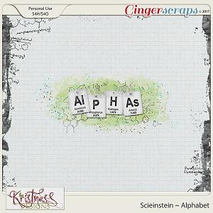 Scieinstein Alphabet