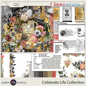 Celebrate Life Collection by Karen Schulz