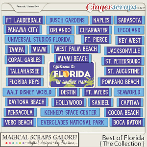 Best of Florida (word bits)
