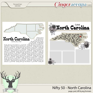 Nifty 50: North Carolina