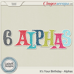 It's Your Birthday - Alphas