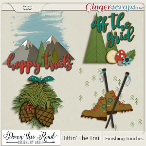 Hittin' The Trail | Finishing Touches