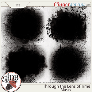 Through The Lens of Time Masks by ADB Designs