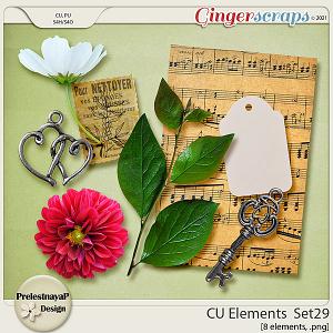 CU Elements Set29 by PrelestnayaP Design