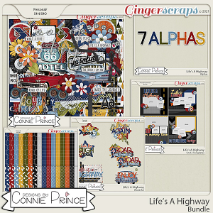 Life's A Highway - Bundle by Connie Prince