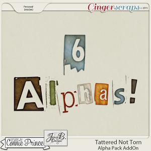 Tattered Not Torn - Alpha Pack AddOn