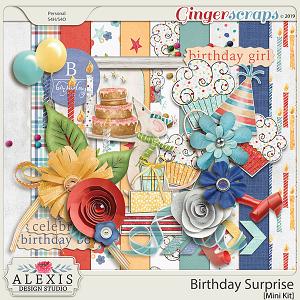 Birthday Surprise - Mini Kit
