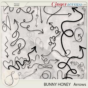 Bunny Honey Arrows