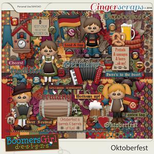 Oktoberfest by BoomersGirl Designs