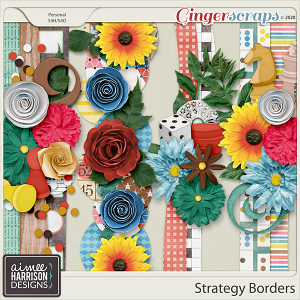 Strategy Borders by Aimee Harrison