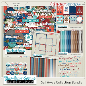 Sail Away Collection Bundle