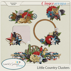 Little Country Clusters