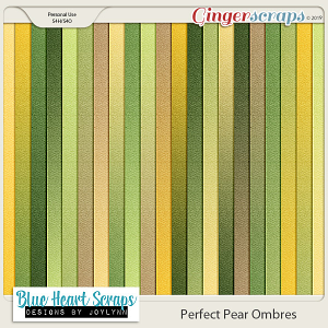 Perfect Pear Ombres