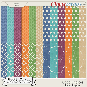 Good Choices - Extra Papers