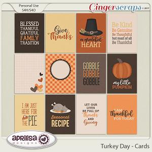 Turkey Day - Cards