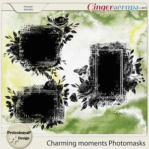 Charming moments Photomasks