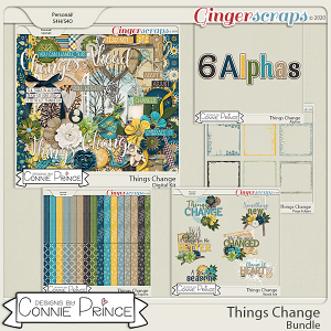 Things Change - Bundle by Connie Prince