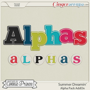 Summer Dreamin' - Alpha Pack AddOn