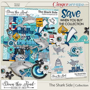 The Shark Side   Collection