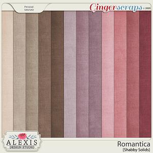 Romantica - Shabby Solids