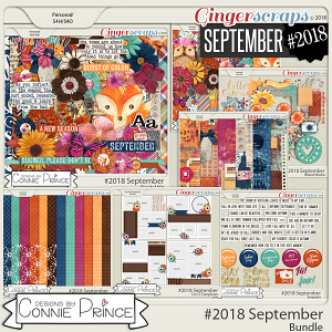 #2018 September - Bundle Collection by Connie Prince