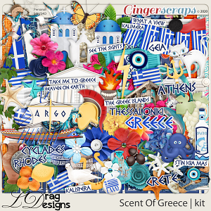 Scent Of Greece by LDragDesigns